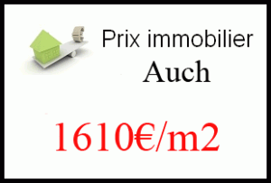 prix-immobilier-auch